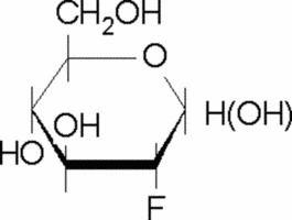 2-Deoxy-D-glucose 2Fluoro2deoxyDglucose glycosylation inhibitor glucose analog