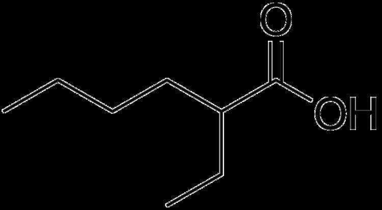 2-Ethylhexanoic acid httpsuploadwikimediaorgwikipediacommonsbb