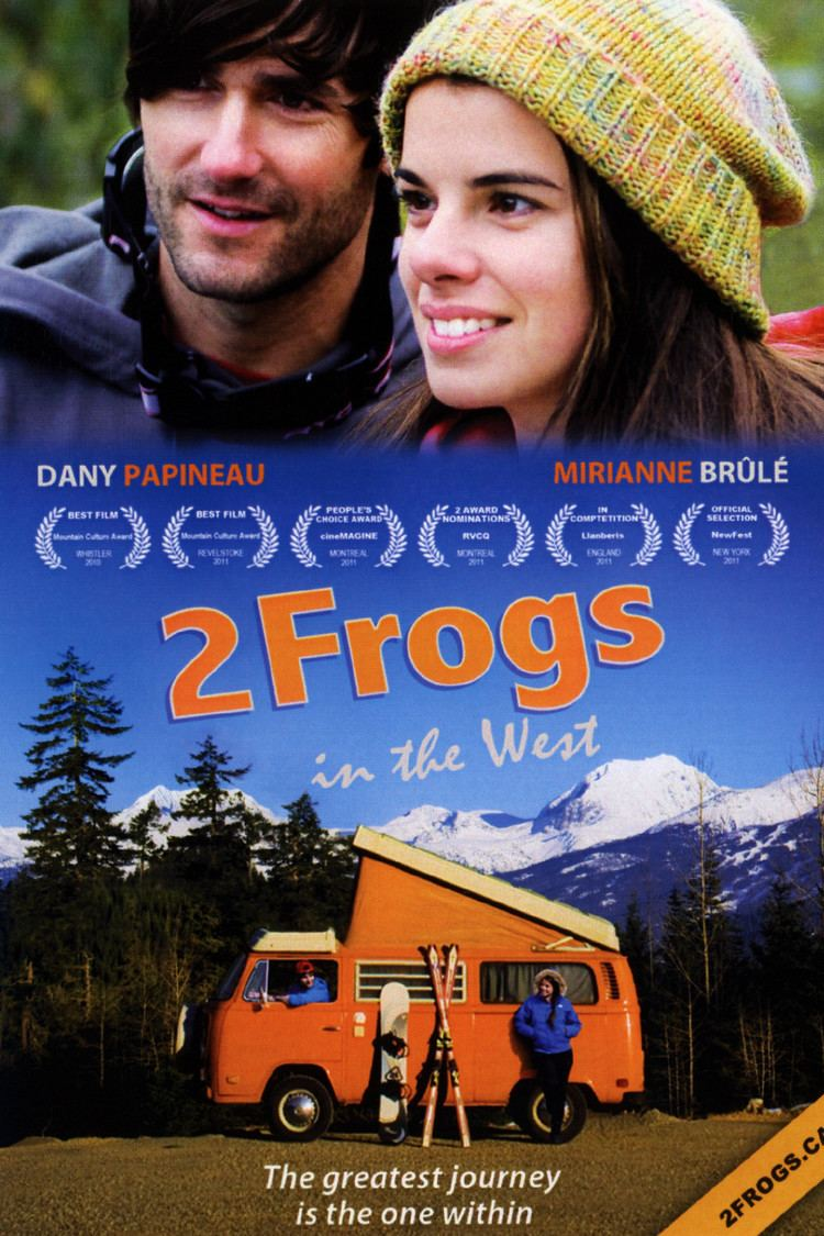 2 Frogs in the West wwwgstaticcomtvthumbdvdboxart8341321p834132