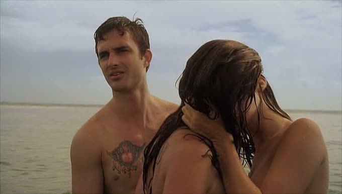 2-Headed Shark Attack movie scenes 2 Headed Shark Attack