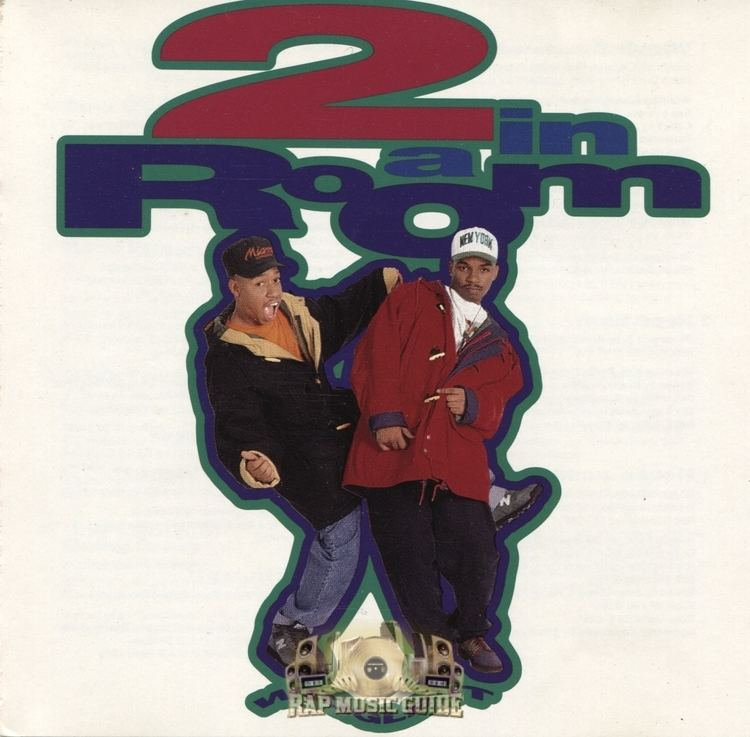 2 in a Room 2 In A Room Wiggle It CD Rap Music Guide