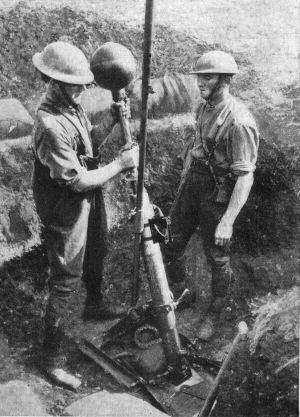 2-inch Medium Mortar