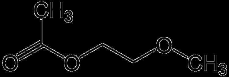 2-Methoxyethanol File2methoxyethanol acetatepng Wikimedia Commons