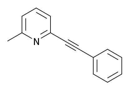 2-Methyl-6-(phenylethynyl)pyridine
