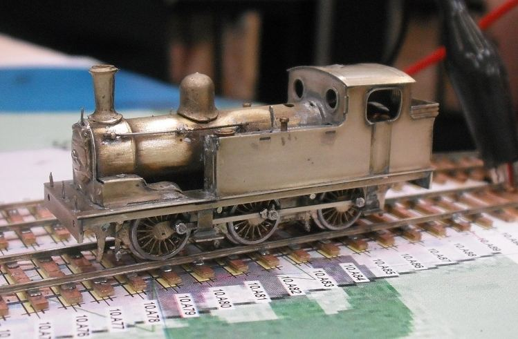 2 mm scale
