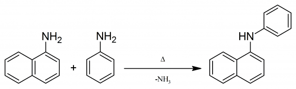 2-Naphthylamine Synthesis of nphenyl2naphthylamine PrepChemcom