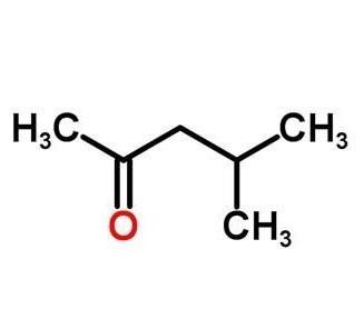 2-Pentanone chem242 Laura39s NMR Analysis of 4methyl2pentanone