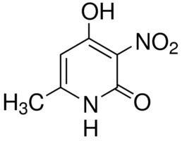 2-Pyridone 4Hydroxy6methyl3nitro2pyridone 98 SigmaAldrich