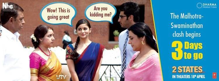 How the Movie 2 States Hooked Its Audience On Social Media Before