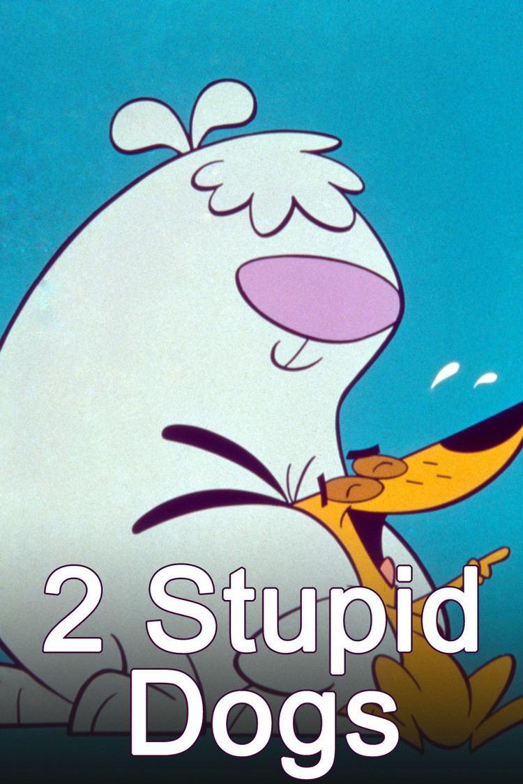 2 Stupid Dogs wwwgstaticcomtvthumbtvbanners318969p318969