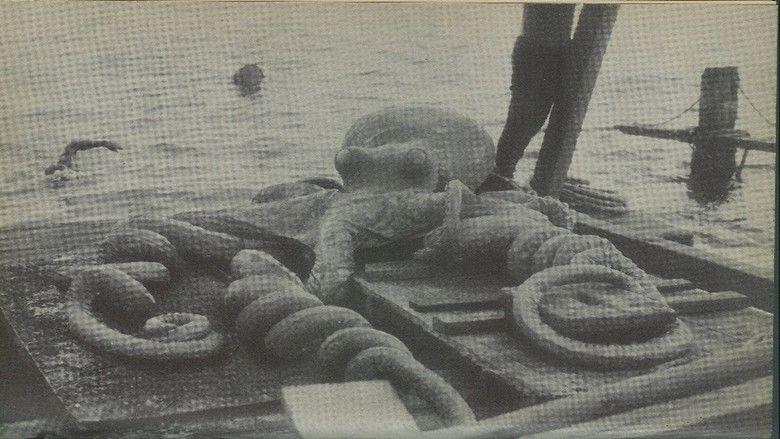 20,000 Leagues Under the Sea (1916 film) movie scenes