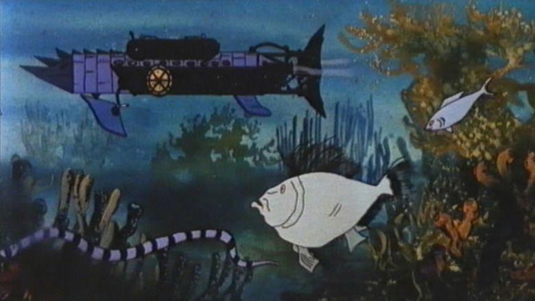 20,000 Leagues Under the Sea (1985 film) movie scenes