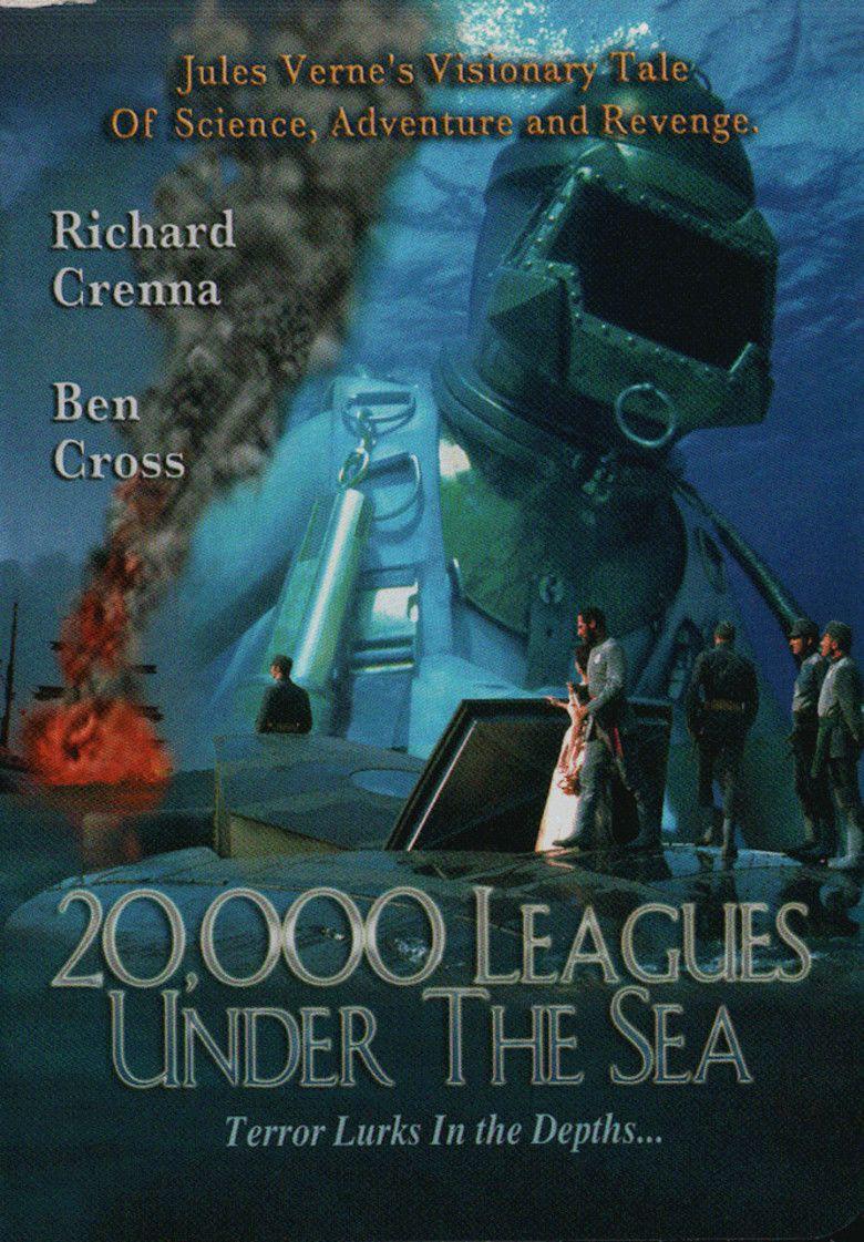 20,000 Leagues Under the Sea (1997 Hallmark film) movie poster