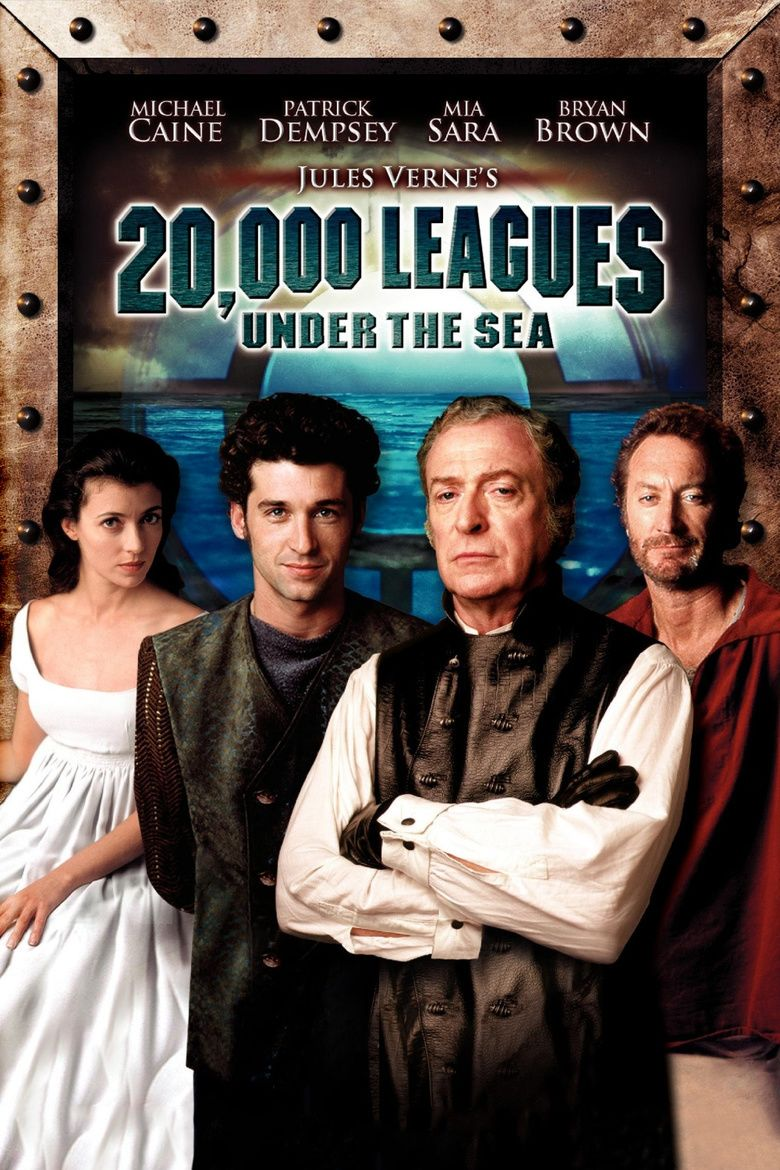 20,000 Leagues Under the Sea (1997 Village Roadshow film) movie poster
