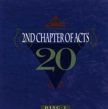 20 (2nd Chapter of Acts album) httpsuploadwikimediaorgwikipediaenthumbc