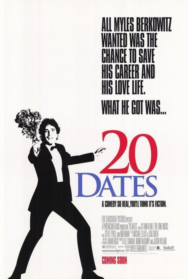 20 Dates movie poster