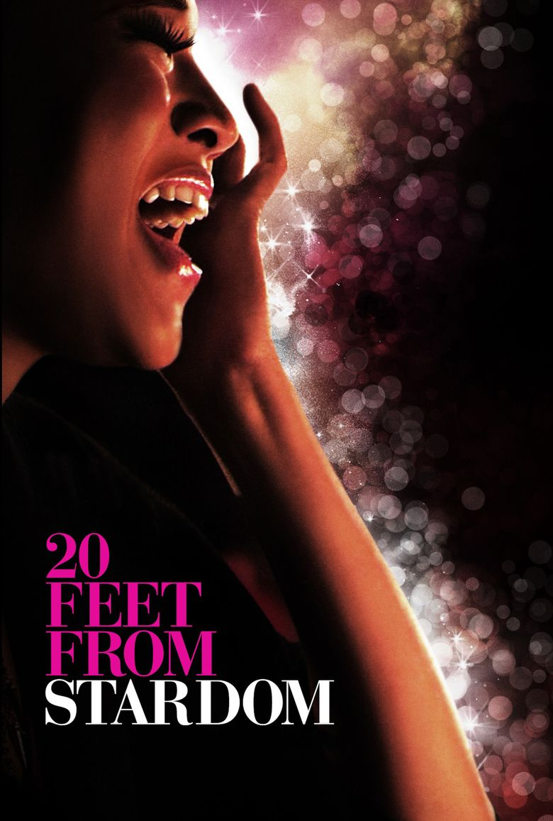 20 Feet from Stardom movie poster