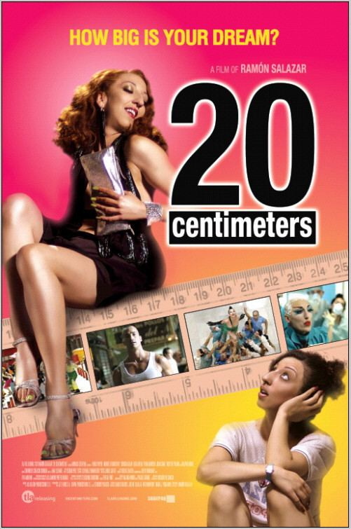 20 Centimeters 20 Centimeters Movie Poster IMP Awards