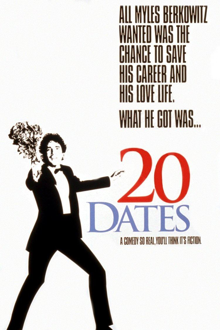 20 Dates wwwgstaticcomtvthumbmovieposters20492p20492