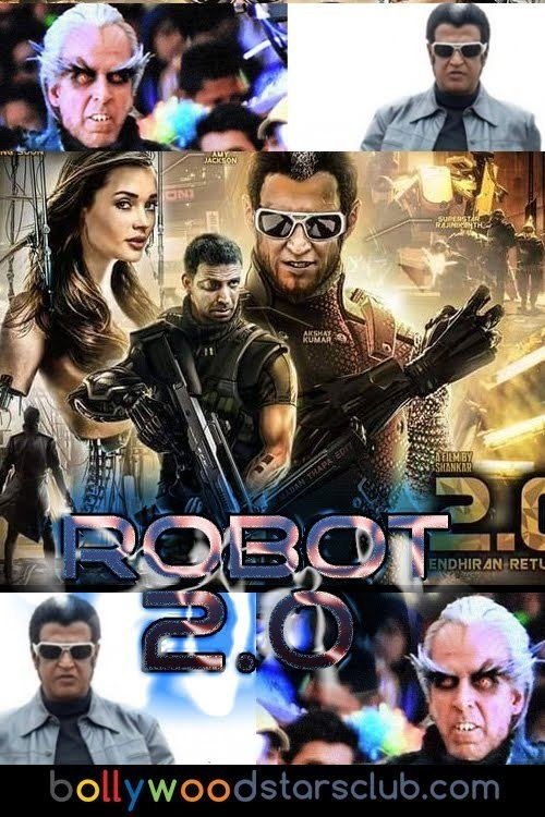 2.0 (film) Robot 20 Enthiran 20 Trailer Exclusive New Trailer 2016 Latest