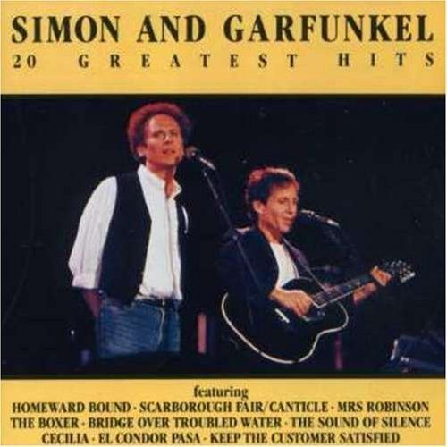20 Greatest Hits (Simon & Garfunkel album) httpsimagesnasslimagesamazoncomimagesI5