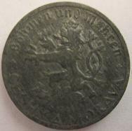 20 haleru (World War II Bohemian and Moravian coin)