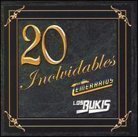 20 Inolvidables (Los Bukis and Los Temerarios album) httpsuploadwikimediaorgwikipediaen99220