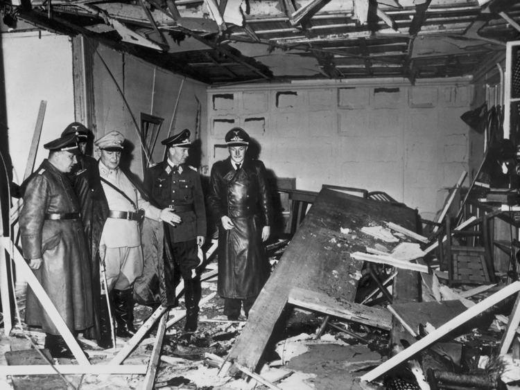 20 July plot The attempt to kill Hitler Claus von Stauffenberg the 20 July