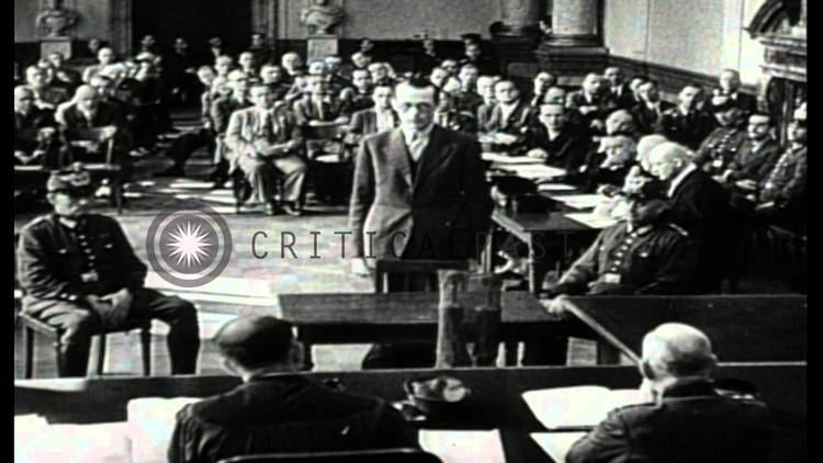 20 July plot Conspirators of July 20 Plot to assassinate Adolf Hitler appears at