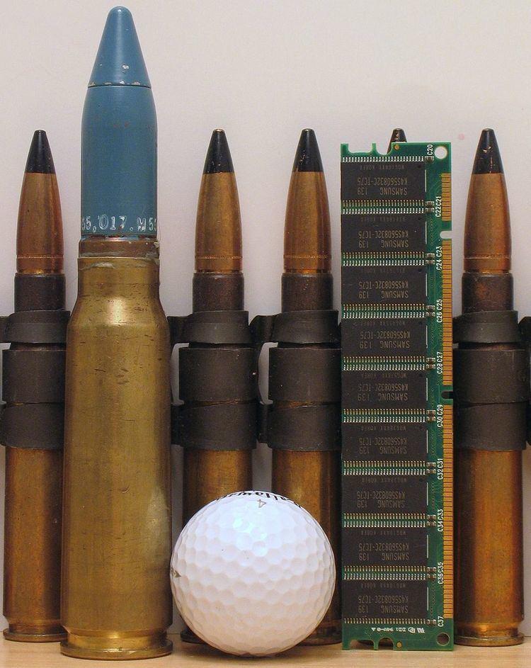 20 mm caliber
