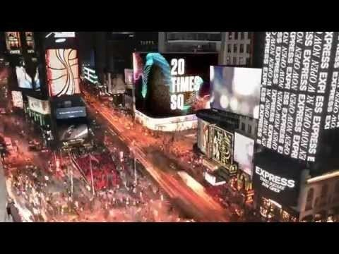 20 Times Square 20 Times Square intro 720p YouTube