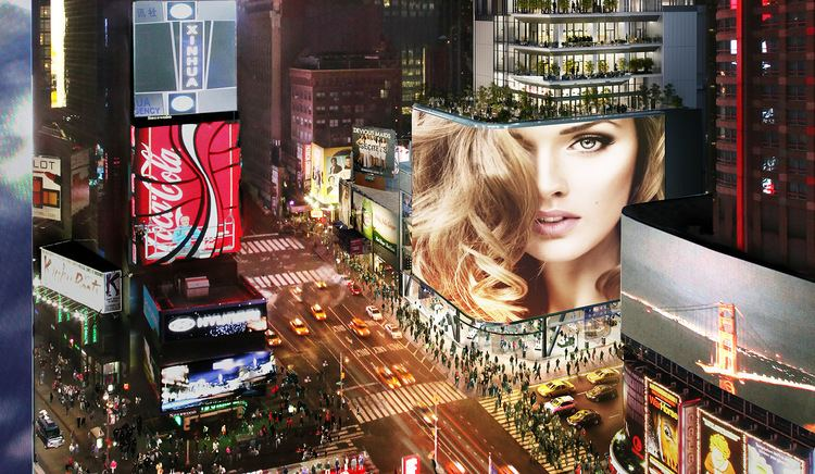 20 Times Square 20 Times Square is the world39s premier retail destination