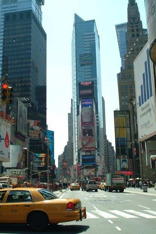 20 Times Square The Bright Lights of New York 20 Times Square Photo