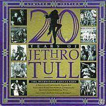 20 Years of Jethro Tull httpsuploadwikimediaorgwikipediaenthumbe