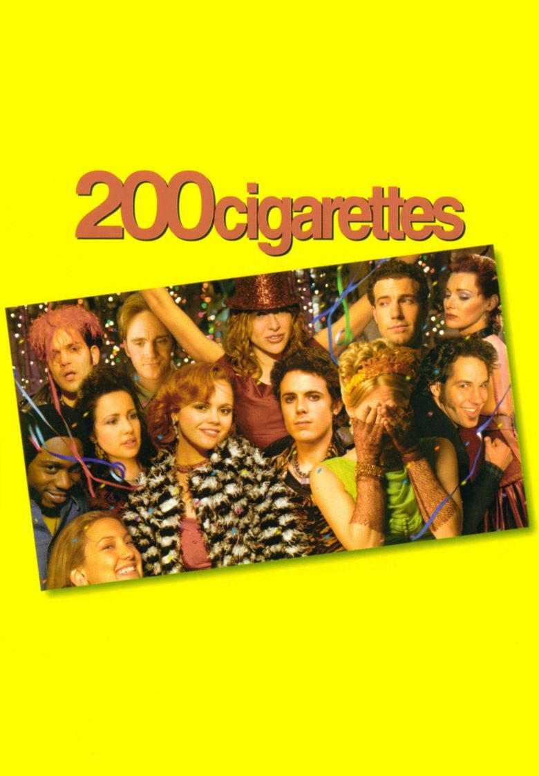 200 Cigarettes movie poster