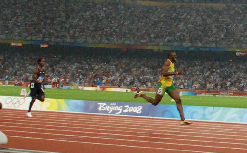 200 metres at the Olympics
