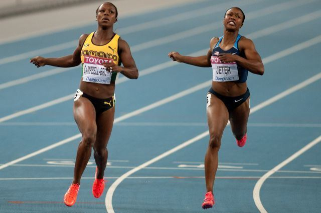 200 metres at the World Championships in Athletics