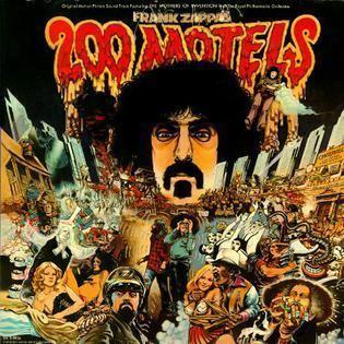 200 Motels 200 Motels soundtrack Wikipedia