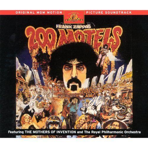 200 Motels 200 Motels Frank Zappa Songs Reviews Credits AllMusic