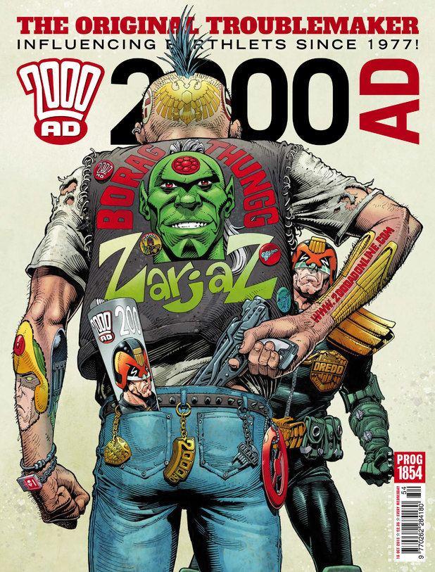 2000 AD (comics) Pinterest The world39s catalog of ideas