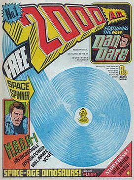 2000 AD (comics) 2000 AD comics Wikipedia