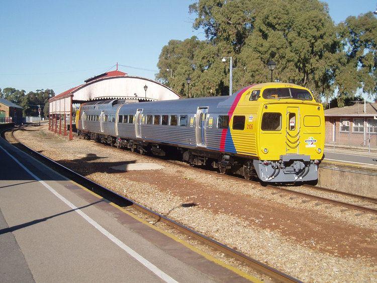 2000 class railcar