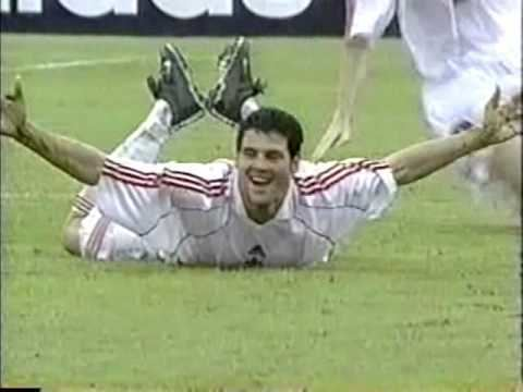 2000 CONCACAF Gold Cup Gold Cup 2000 Final Canada 2 vs 0 Colombia YouTube
