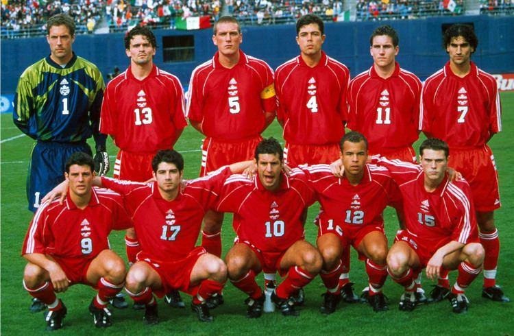 2000 CONCACAF Gold Cup Canadian Champions Look Back On The 2000 Gold Cup