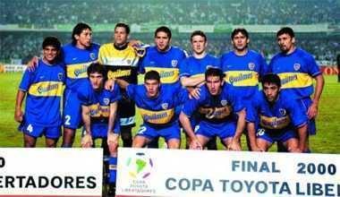 2000 Copa Libertadores Copa Libertadores winners list Football Bible