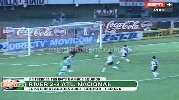 2000 Copa Libertadores River Plate 23 Nacional Copa Libertadores 2000 Grupo 4 YouTube