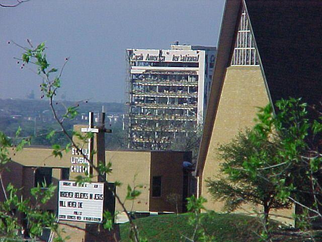 2000 Fort Worth tornado Fort Worth Tornado March 28 2000