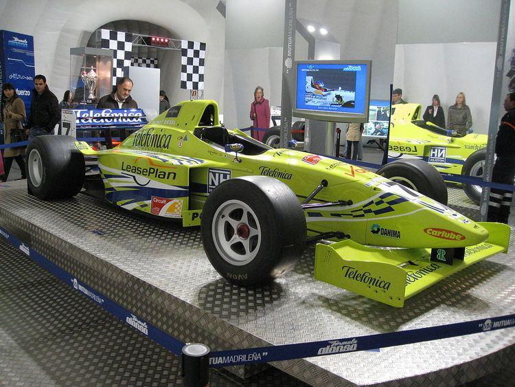2000 International Formula 3000 Championship