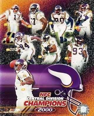 2000 Minnesota Vikings season wwwbestsportsphotoscomscimagesproductst2990