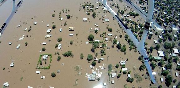 2000 Mozambique flood Iris Global